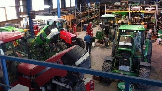 Agricultural Parts | Drummond & Etheridge