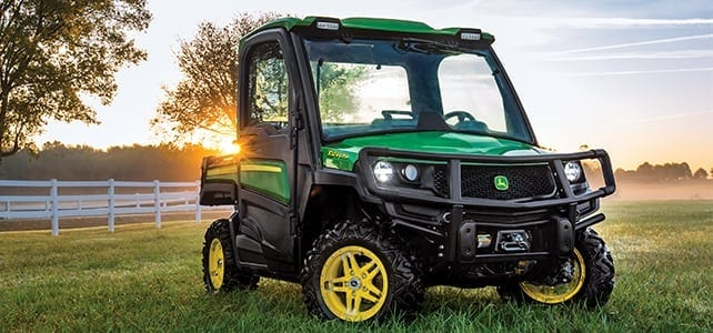 John Deere Gator Implements Amp Attachments Drummond