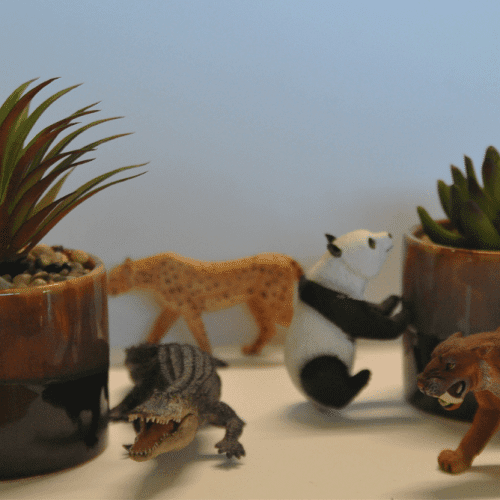 MOJO Animal Figurines