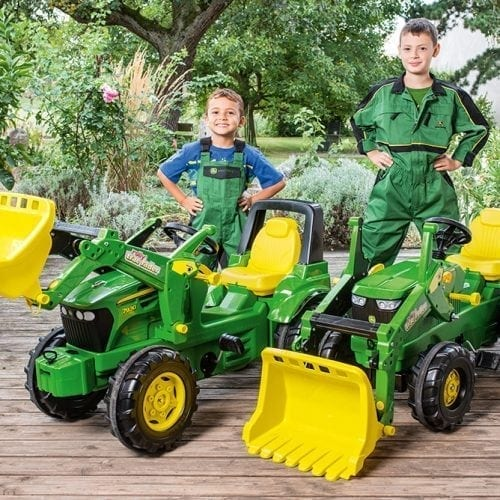 Ride-on Toys & Attachments