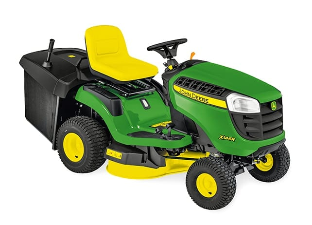 john deere rear catcher ride on mowers drummond etheridge. Black Bedroom Furniture Sets. Home Design Ideas