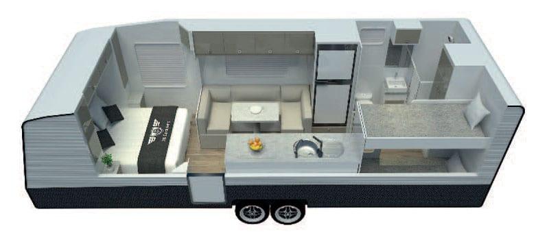 115991-dirt-road-xtreme-23-triple-bunk-interior