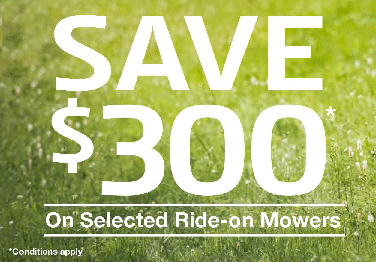 Ride-on Mower Deals
