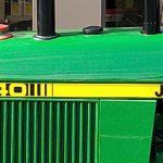 John Deere 2140 restored to original glory